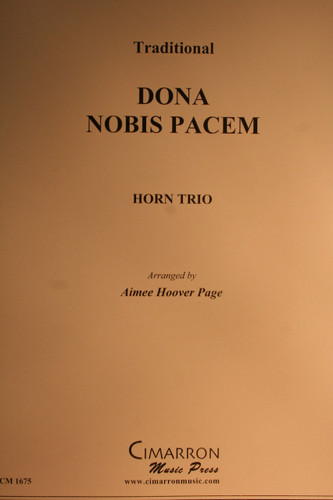 Traditional - Dona Nobis Pacem