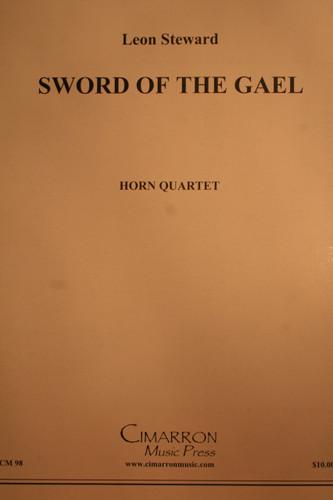 Steward, Leon - Sword of the Gael