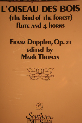 Doppler, Franz - The Bird Of The Forest, Op. 21