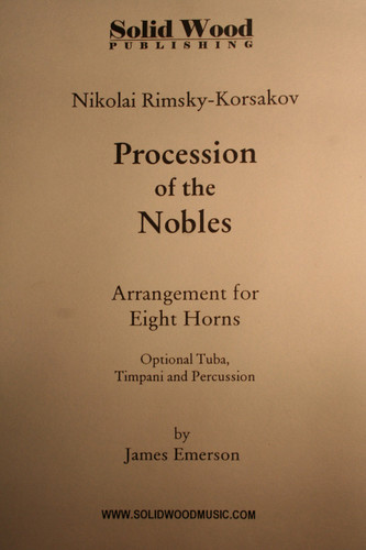 Rimsky-Korsakov, Nikolai - Procession Of The Nobles