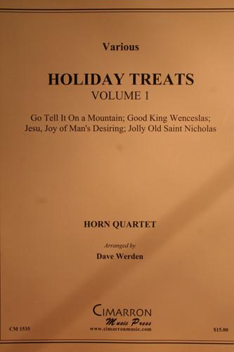 Traditional Christmas - Holiday Treats, Vol. 1