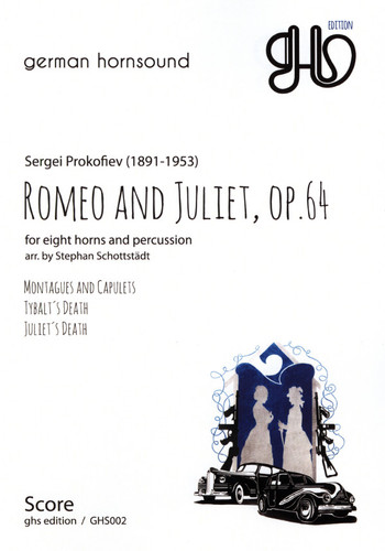 Prokofiev, Sergei - Romeo and Juliet, Op. 64