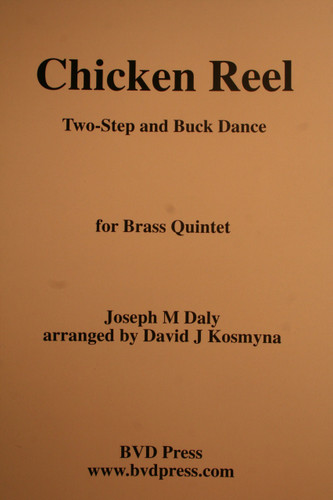 Daly, Joseph - Chicken Reel (Two-Step & Buck Dance)