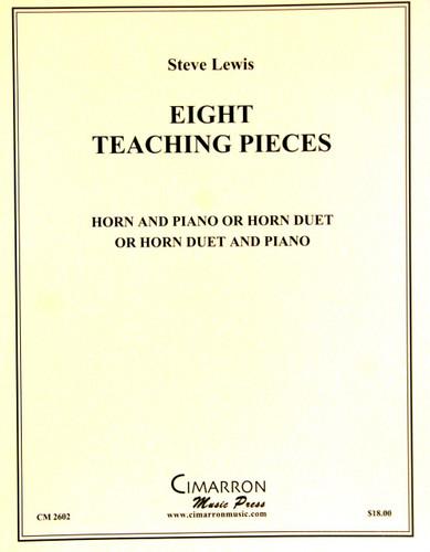 Lewis, Steve - Eight Teaching Pieces