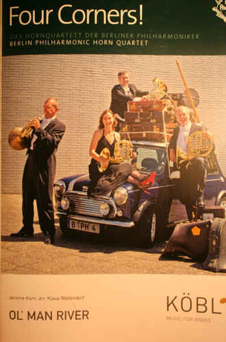 Berlin Philharmonic, Four Corners! - Ol' Man River