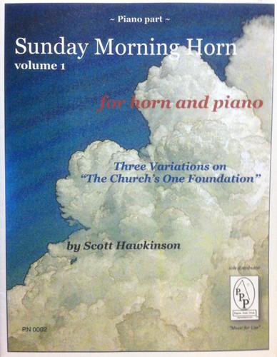 Hawkinson, Scott R. - Sunday Morning Horn Vol. 1