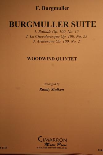 Burgmuller, F. - Burgmuller Suite