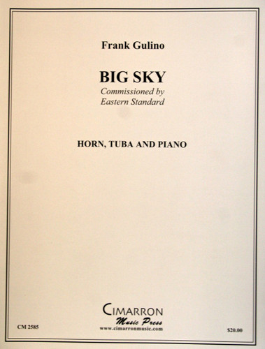 Gulino, Frank - Big Sky