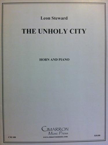 Steward, Leon - The Unholy City
