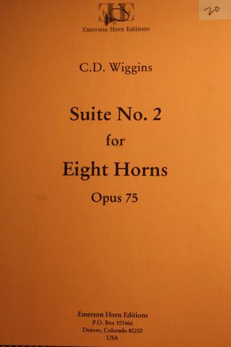 Wiggins, C.D. - Suite No. 2, Op. 75