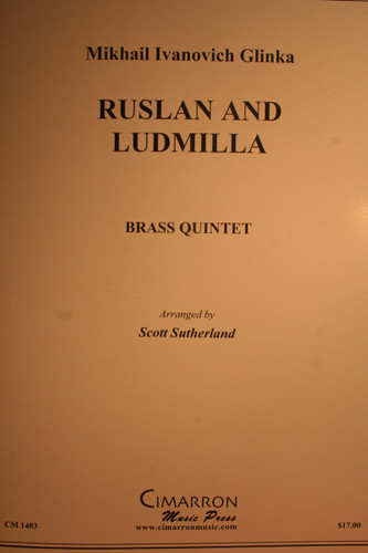 Glinka, Mikhail - Ruslan And Ludmilla