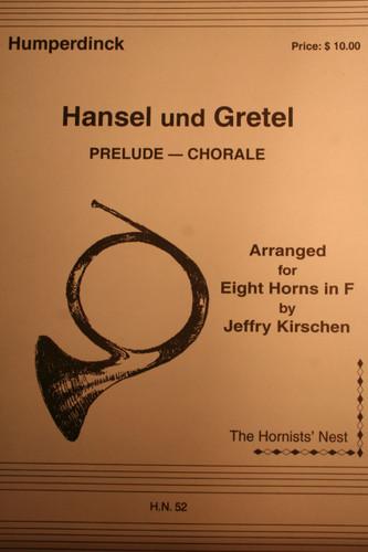 Humperdinck, Engelbert - Hansel Und Gretel, Prelude-Chorale