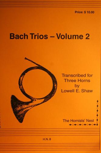 Bach, J.S. - Bach Trios, Vol. 2
