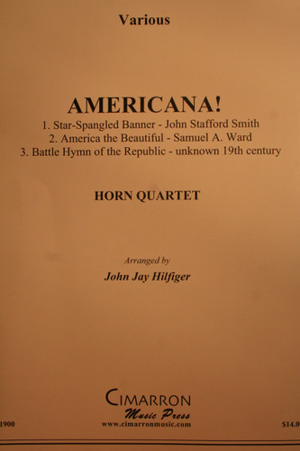 Traditional - Americana!