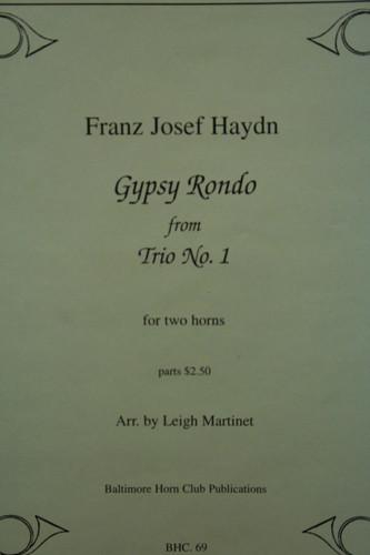 Haydn - Gypsy Rondo