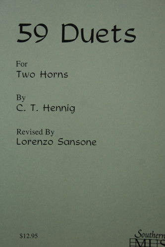 Hennig - 59 Duets
