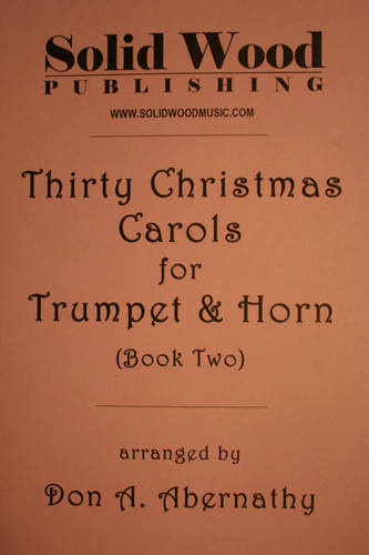 Traditional Christmas - Thirty Christmas Carols, Book 2