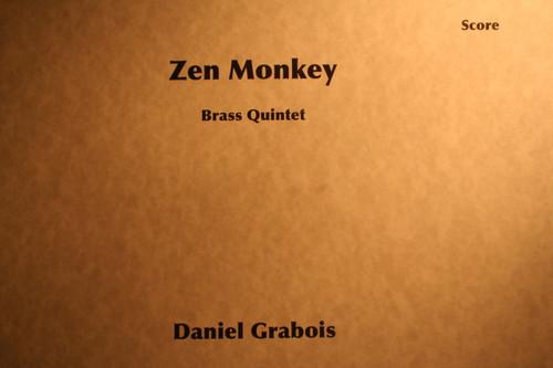 Grabois, Daniel - Zen Monkey
