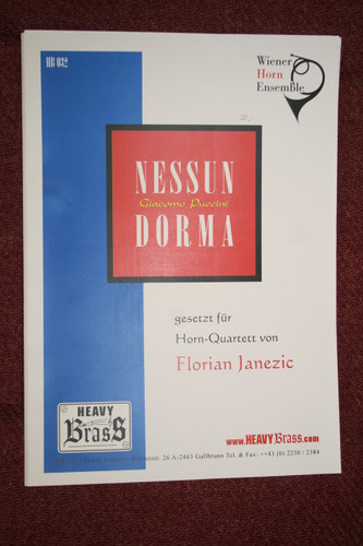 Puccini, Giacomo - Nessun Dorma