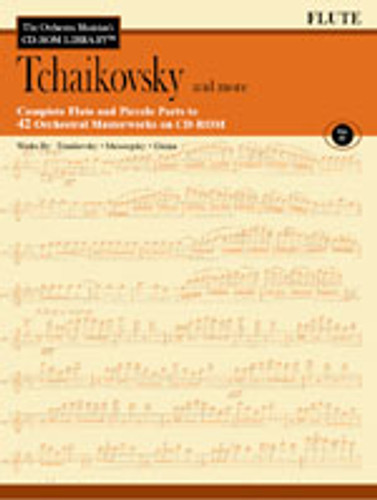 CD-Rom, Vol. 4 - Tchaikovsky