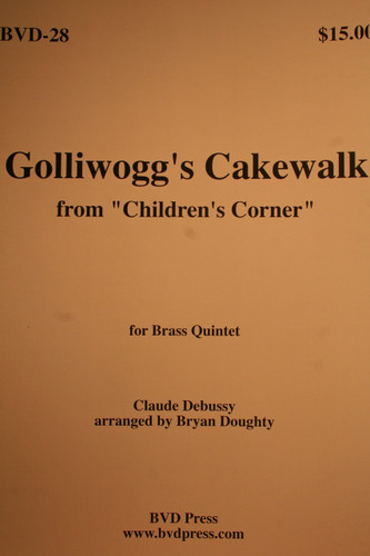 "Debussy, Claude - Golliwogg's Cakewalk From ""Children's Corner"""