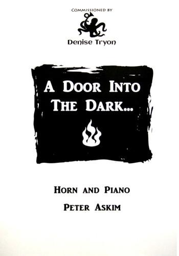 Askim, Peter - A Door Into The Dark