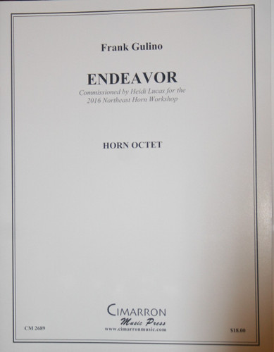 Gulino, Frank - Endeavor