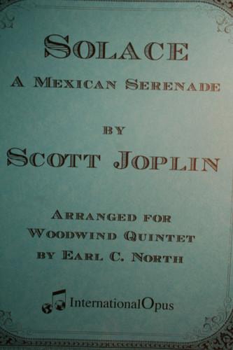 Joplin, Scott - Solace (International Opus Ed.)