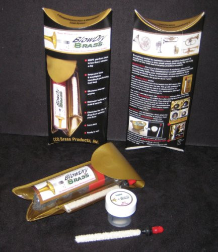 BlowDry Brass Maintenance Kit
