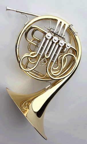 Paxman Academy Double Horn NEW - $2749