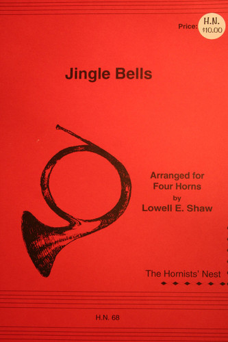 Traditional Christmas - Jingle Bells (Four Horns)
