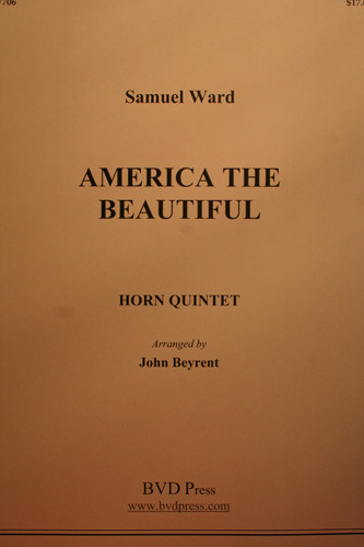 Ward, Samuel - America The Beautiful