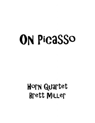 Miller, Brett - On Picasso