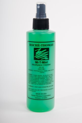 Roche-Thomas Mi-T-Mist Mouthpiece Cleanser - 8 oz