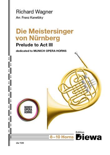 Wagner, Richard - Die Meistersinger von Nürnberg, Prelude to Act III (KOBL)