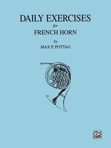 Pottag, Max P. - Daily Exercises for French Horn (image 1)