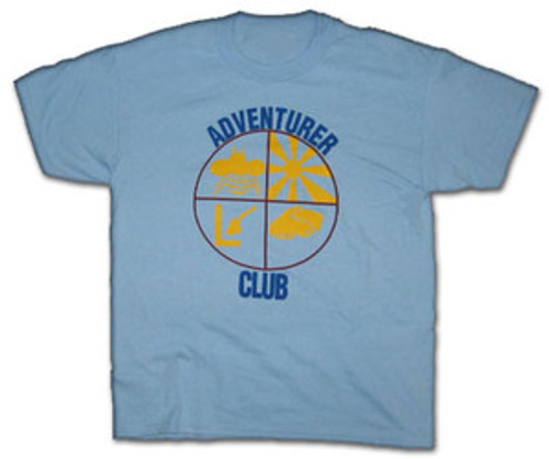 T-Shirt Imprinted for Adventurer Club