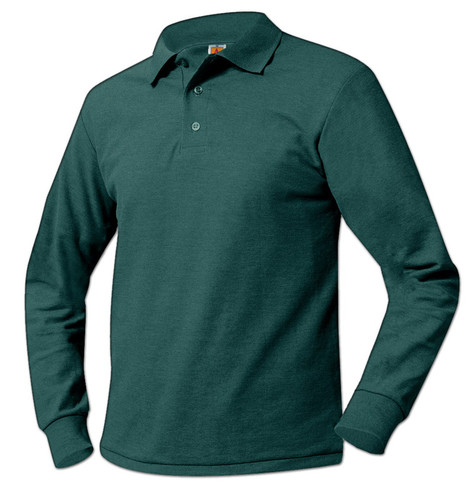 Knit Shirt Green or Navy or White