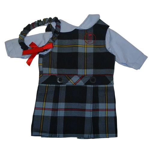 Bnos Zion D'Bobov Doll Uniform