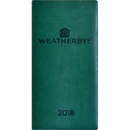 Weatherbys Pocket Diary 2018