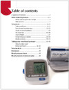 Blood Pressure Control: a matter of choices - table of contents