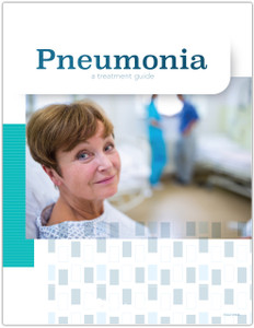 Pneumonia - a treatment guide - front side