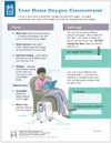 Oxygen Concentrator Tearsheet - page 1