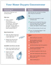 Oxygen Concentrator Tearsheet - page 3