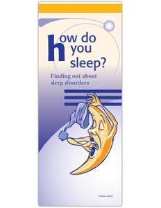 How do you Sleep? (50 Pack)