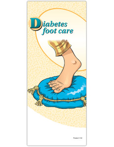 Diabetes Foot Care (Pack of 50)