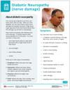 Diabetic Neuropathy Tearpad Side 1