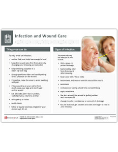 Infection and Wound Care Tearpad (50 sheets per pad)