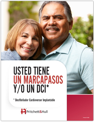 USTED TIENE UN MARCAPASOS Y/O UN DCI (You have a pacemaker and or ICD)