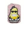 soy allergy dog tag